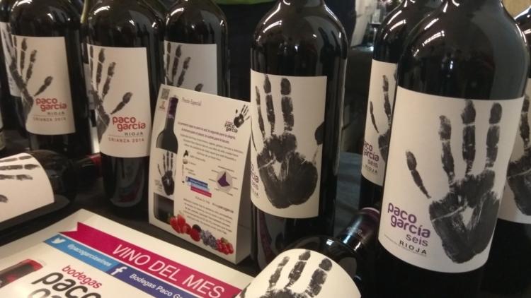 Catamos vinos de Bodegas Paco García en la Rioja 1