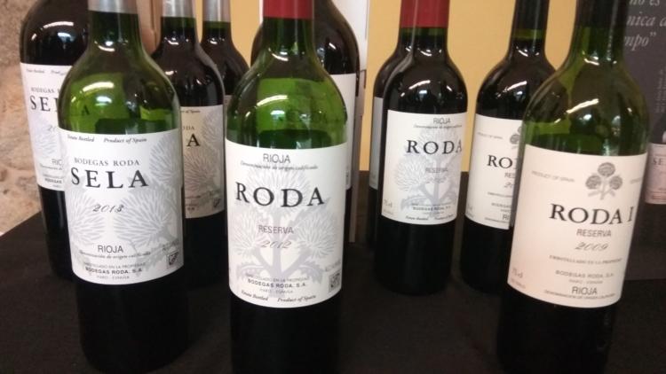 Catamos vinos de Bodegas Roda 2