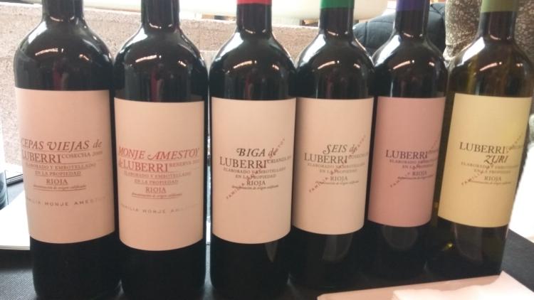 Catamos vinos de Luberri-Familia Monje Amestoy, Rioja Alavesa 1
