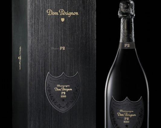 Dom Pérignon lanza al mercado el P2 2000 1
