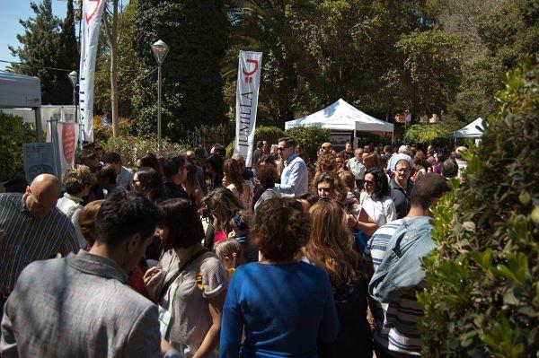 Éxito de asistencia a la Feria del Vino de Jumilla 1