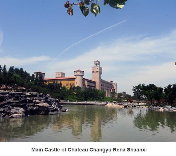 China está construyendo el Disney World del vino 3