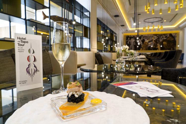 Segunda edición de Hotel Tapa Tour en los mejores hoteles de Madrid, una propuesta enogastronómica única