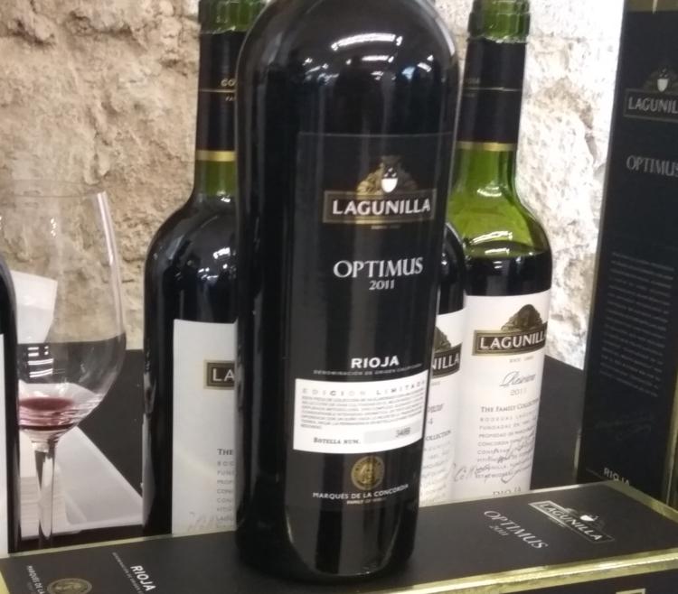 Catamos Lagunilla Optimus Reserva 2011, Rioja 2
