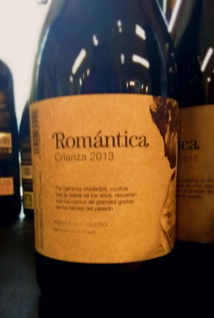 Catamos Romántica Crianza 2013, Ribera del Duero 1