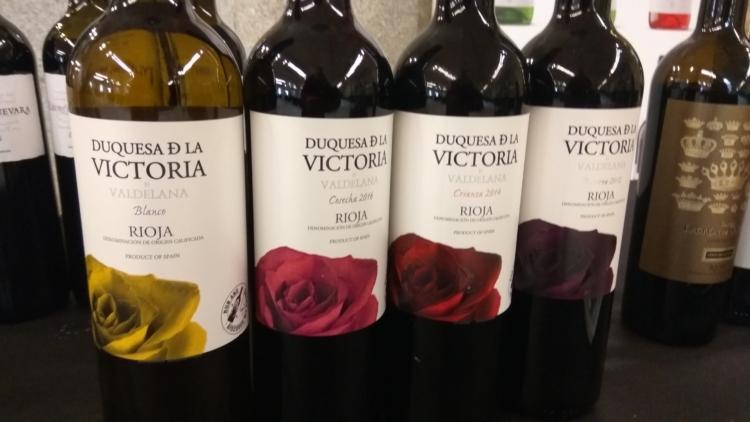 Catamos vinos de Bodegas Valdelana, DOCa Rioja 1