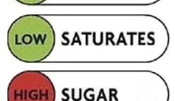 Francia y UK ya optan por las etiquetas semáforo en los alimentos 1