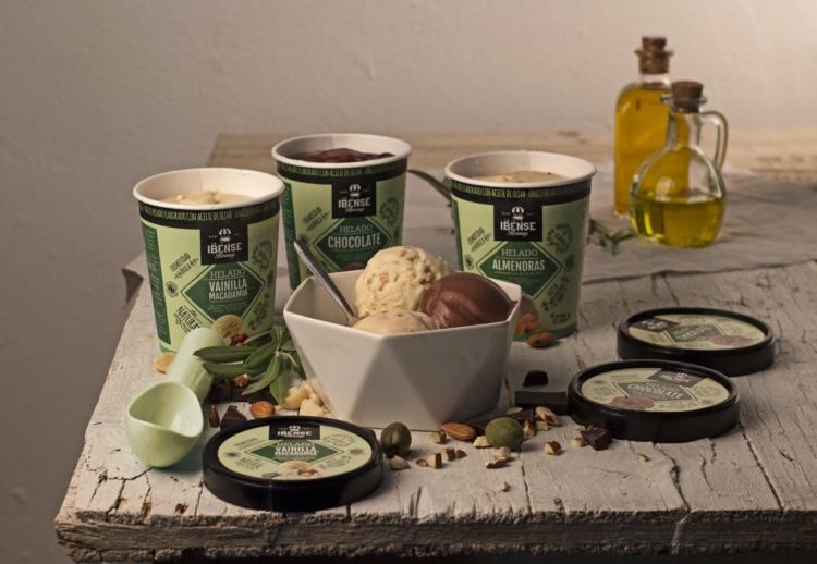 La Ibense Bornay crea un nuevo concepto de helado, la primera gama elaborada con aceite de oliva 5