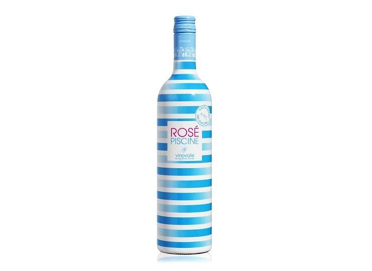 Rosé Piscine, el espumoso rosé para beber 'on the rocks', llega al mercado USA 1