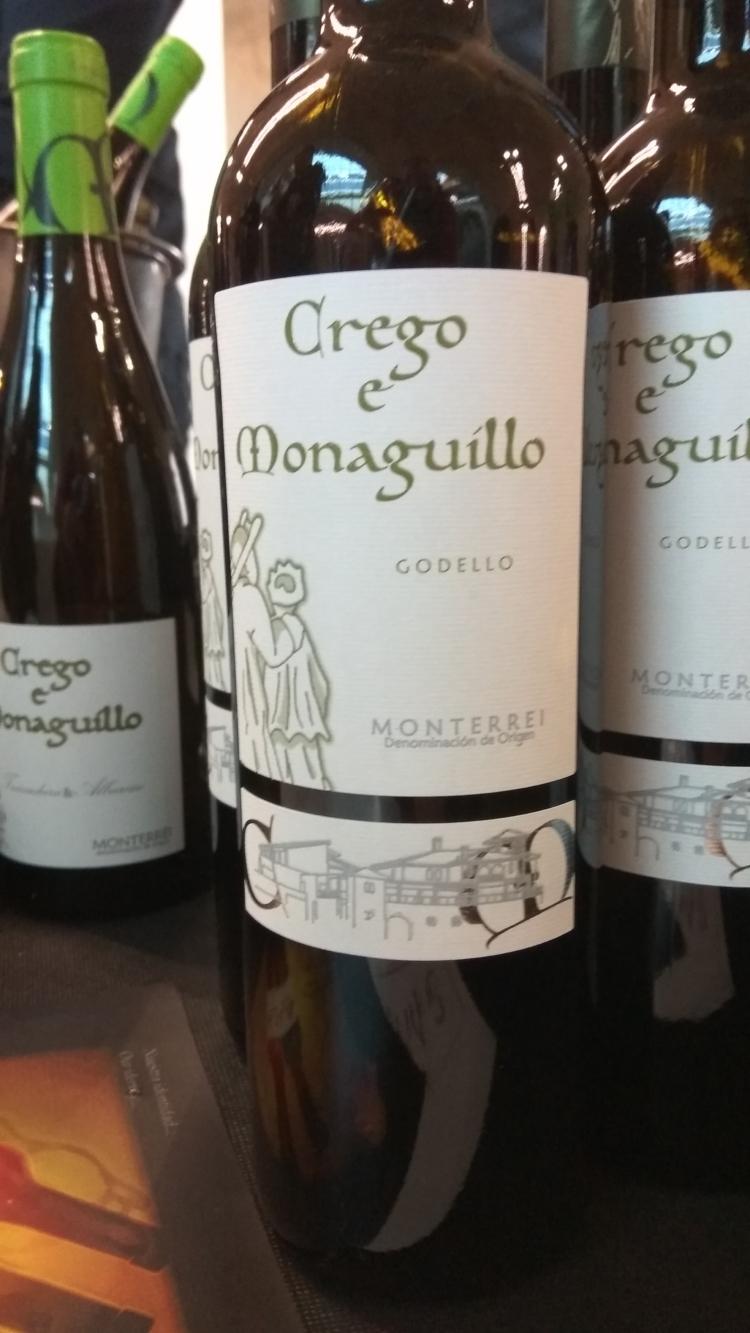 Catamos Crego e Monaguillo Godello 2016, Monterrei 1
