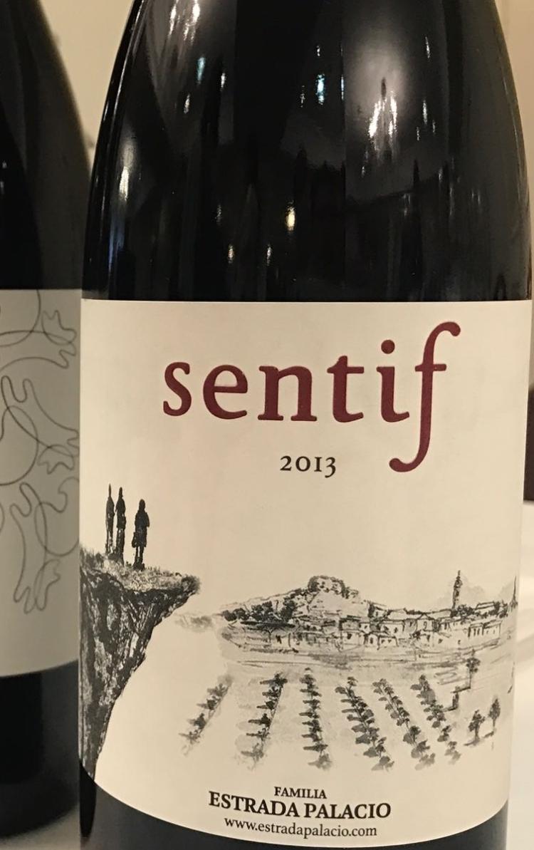Catamos Sentif 2013, Somontano 1