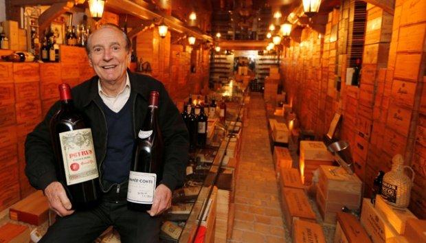 Cinco encarcelados por el intento del robo de más de 50 millones de libras en vinos en la bodega del coleccionista Michel-Jack Chasseuil 1