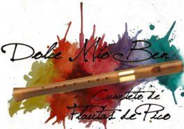 Concierto de flauta en la D.O. Valdepeñas en el Festival Las Notas del Vino 1