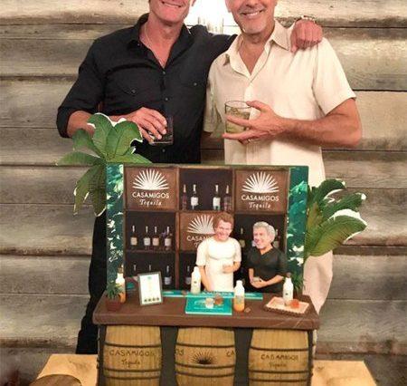 George Clooney y su socio venden su marca Casamigos Tequila por 1.000 millones de dólares 1