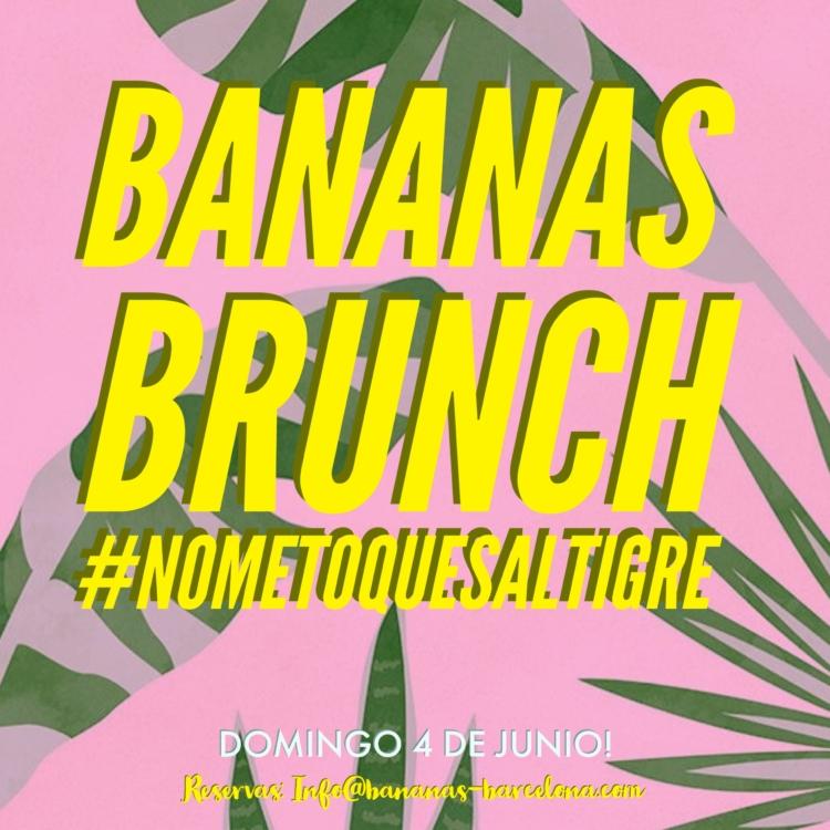#Nometoquesaltigre, el brunch más salvaje de Barcelona se despide hasta final de verano 1