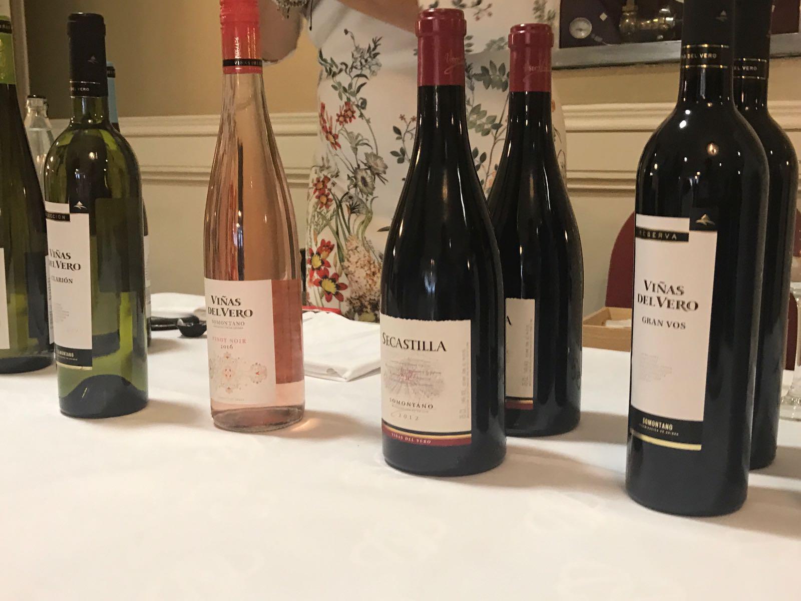 Secastilla elegido como mejor vino tinto español en el International Wine Challenge 1