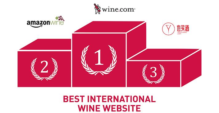 Wine.com considerada la mejor web de venta de vinos online en el mundo este año 1
