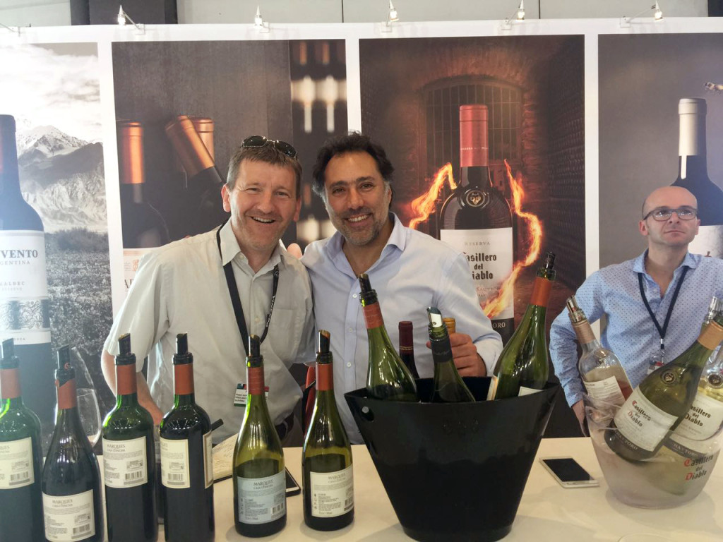 Destacada participación de Don Melchor y Marqués de Casa Concha en Vinexpo 2017 1