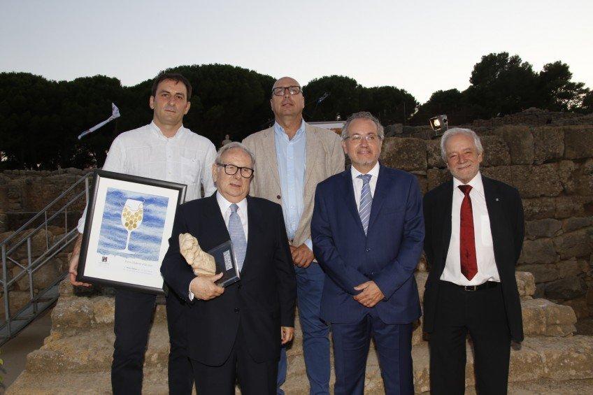 La DO Empordà distingue el enólogo Eduard Puig Vayreda y la distribuidora Alregi 1