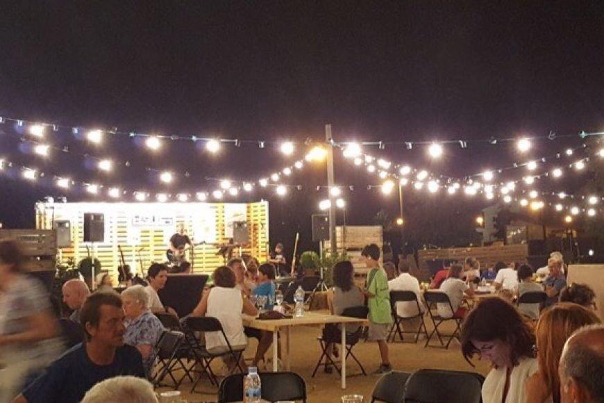 Los vinos DO Empordà, protagonistas del nuevo espacio gastronómico del White Summer 1