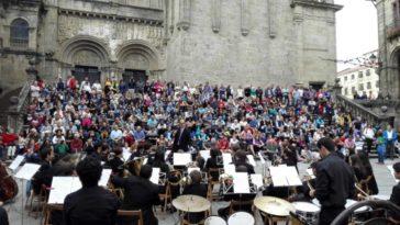 'Música no Camiño' acercará la música popular gallega a los peregrinos a través de 14 conciertos durante el mes de agosto 1