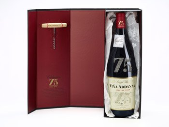 Viña Ardanza celebra su 75 aniversario con un exclusivo Jeroboam 1