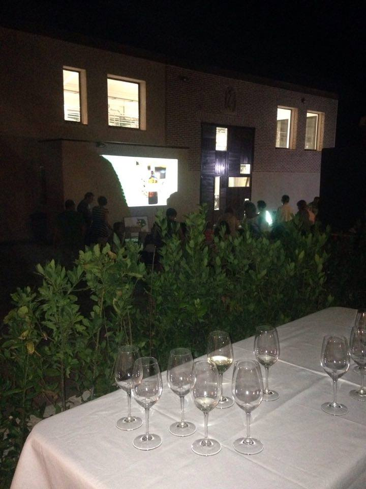 Noche de cine y vino en las 'Veladas Verdejas' en La Seca 8