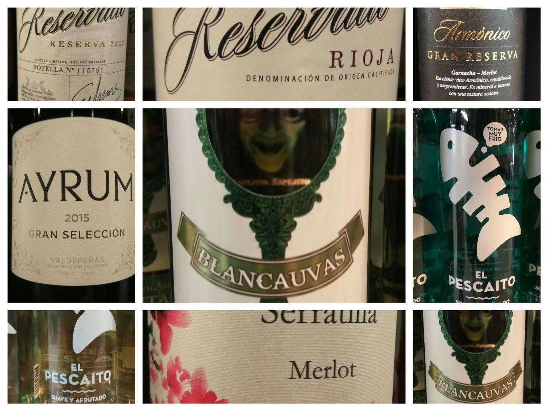 Cata de nuevos vinos que incorpora Mercadona a su lineal 10
