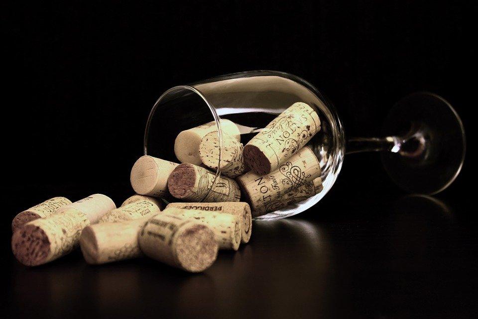 Lo que queremos decir con 'este vino tiene corcho'