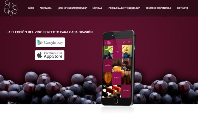 Una app para conocer lo que quieras de los vinos uruguayos 1