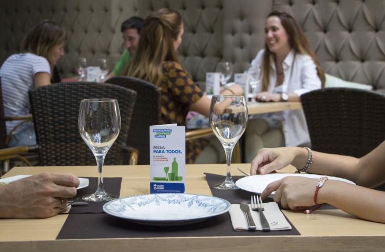 Arranca la 8ª edición de Restaurantes contra el Hambre apadrinada por Quique Dacosta