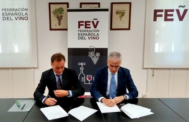 Alimentaria y la FEV firman un convenio hasta 2022 para reforzar el Salón Intervin 1