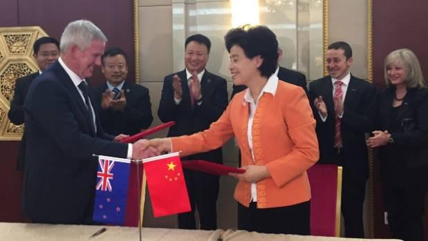 La región china de Ningxia firma una alianza estratégica con Marlborough de Nueva Zelanda 1