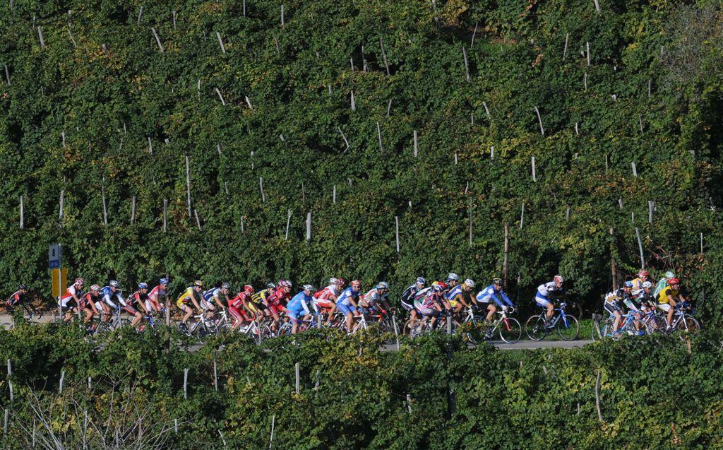 Más de 2000 copas de Prosecco se levantarán mañana al cielo en la Prosecco Cycling 1