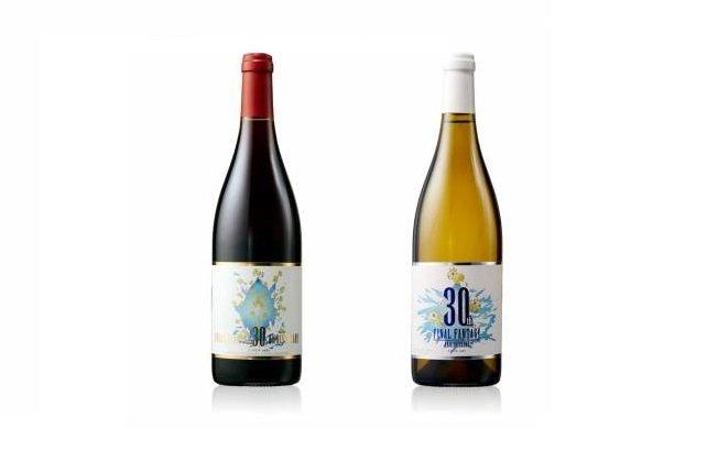 Salen a la venta un Pinot Noir y un Chardonnay edición limitada por el 30 cumpleaños del juego Final Fantasy 1