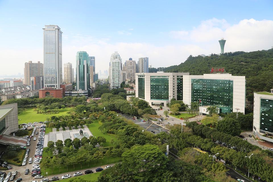 Se abre centro de comercio de vino en la provincia de Fujian, el mayor en China 1