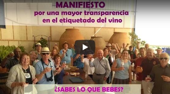 Debate abierto sobre la publicación de los ingredientes en las etiquetas del vino