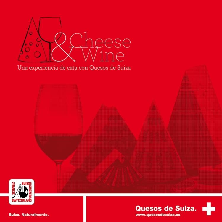 'Cheese & Wine' una cata de quesos suizos en la octava edición del Mercat de Mercats 1