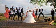 En alza en Italia la moda de las bodas entre viñedos y en bodegas 1