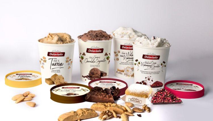 La Ibense Bornay te va a dejar 'helado' esta Navidad con unalínea de helados y tartas bajo la marca La Confitería Delaviuda 1