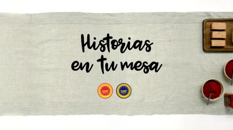 La UE y Origen España, presentan la campaña 'Historias en tu mesa' 1
