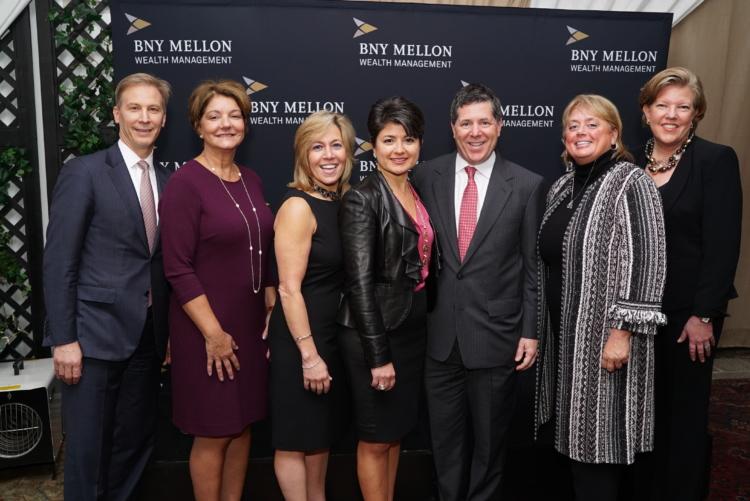 Líderes femeninas de la industria del vino se reúnen en el 'Game Changers' de BNY Mellon Wealth Management 1