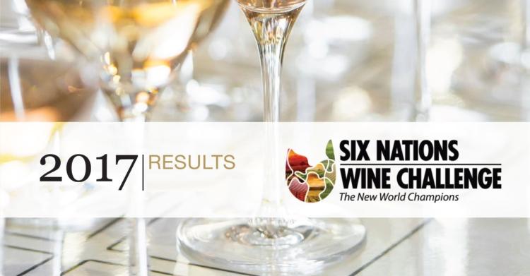 Resultados del Six Nations Wine Challenge