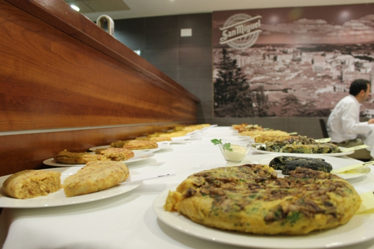 Ya tenemos ganadores del IV Concurso 'La Mejor Tortilla de Patata de Burgos'