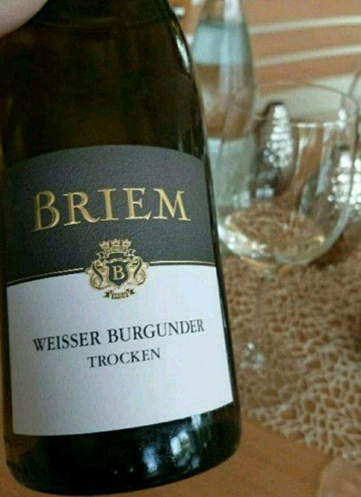 Catamos Briem Grauer Burgunder Trocken 2015Cata 1