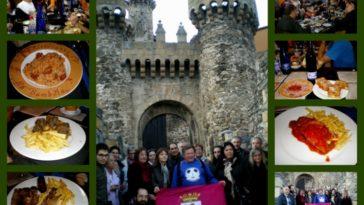 XLVI Encuentro Gastronómico de la Asociación Gastronómica Región Leonesa para el buen yantar en el Bierzo 12