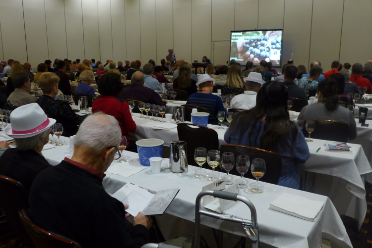 Los vinos ampurdaneses, protagonistas en el encuentro anual de la American Wine Society celebrada en Pensilvania 1