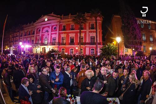 Murcia reúne a más de 5.000 personas en la Feria del Vino de Jumilla 1