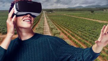 Samsung Gear VR sumerge a los consumidores holandeses en la Finca Hoya de Cadenas 1