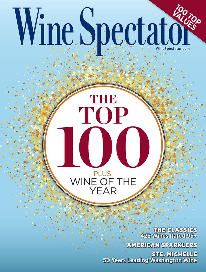 Top 100 of 2017 para Wine Spectator con 9 vinos españoles 1